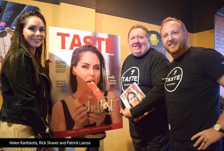 TASTE Magazine 2018 launches at Schnitzels