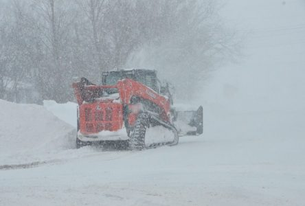 Heavy snowfall called for region