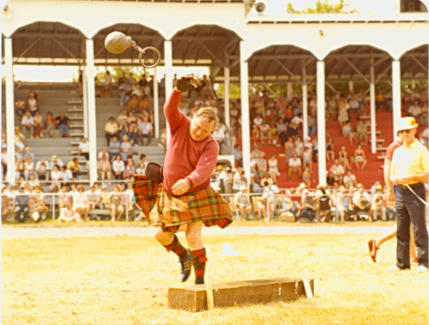 WEEKEND EVENT: The Glengarry Highland Games