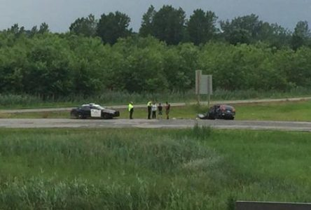 UPDATE: one person killed in Hwy 401 accident