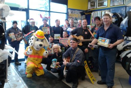 25 years of Toy Drive support