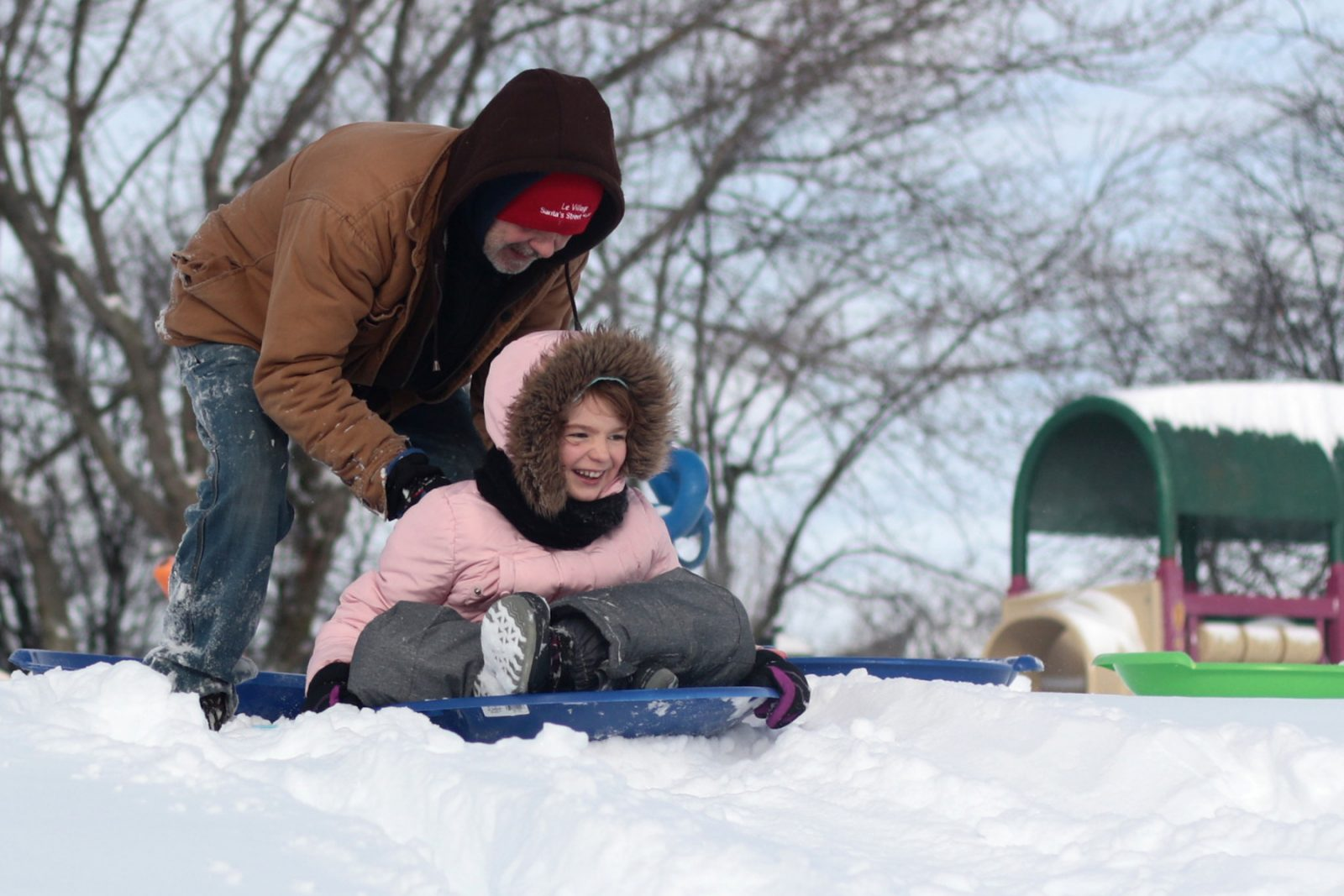 Council passes $60K winter recreation plan for Lamoureux Park