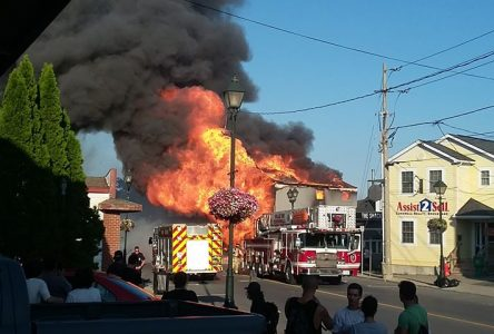 One year since Montreal Rd. fire