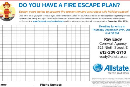 Do You have you Fire Escape Plan