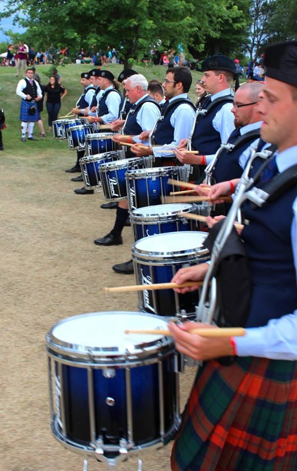 Virtual Glengarry Highland Games begin tonight