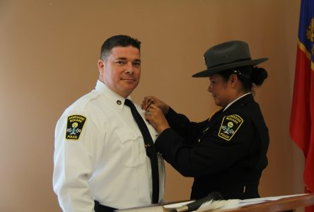 New Police Chief in MCA