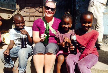 African children enjoy special Christmas thanks to former Cornwall area resident