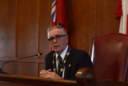 Bancroft returns to Warden's chair after 20 years