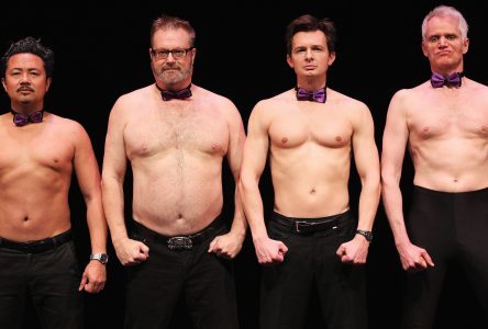 Comic Strippers coming to Cornwall