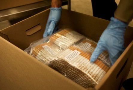 CRTF seizes six million contraband cigarettes