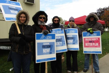 Faculty reject colleges offer, strike continues