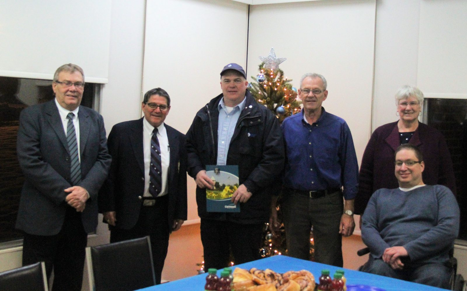 Cornwall Transit Honours Safe Drivers and Safe Workers