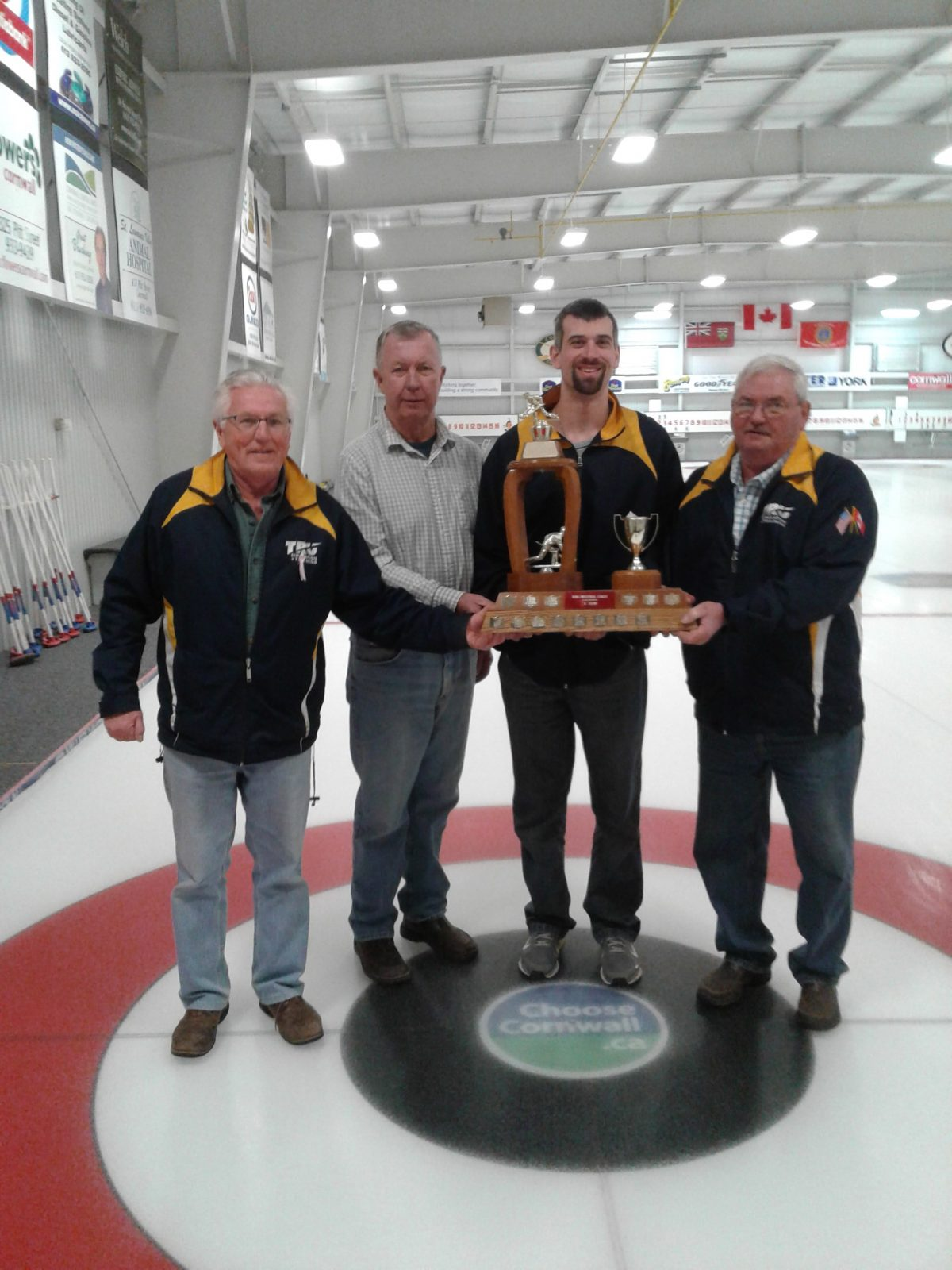 Curling A 2018 winners