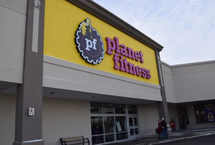Planet Fitness open for business