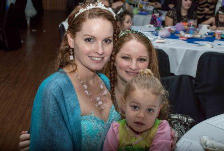 Princesses and Princes on show at Kinette's Princess Ball