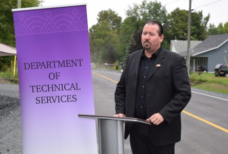 MCA completes paving project