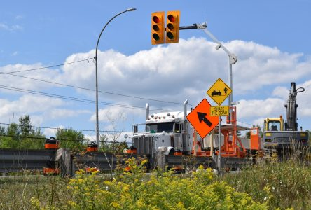 Brookdale Ave. overpass set to reopen by December 15