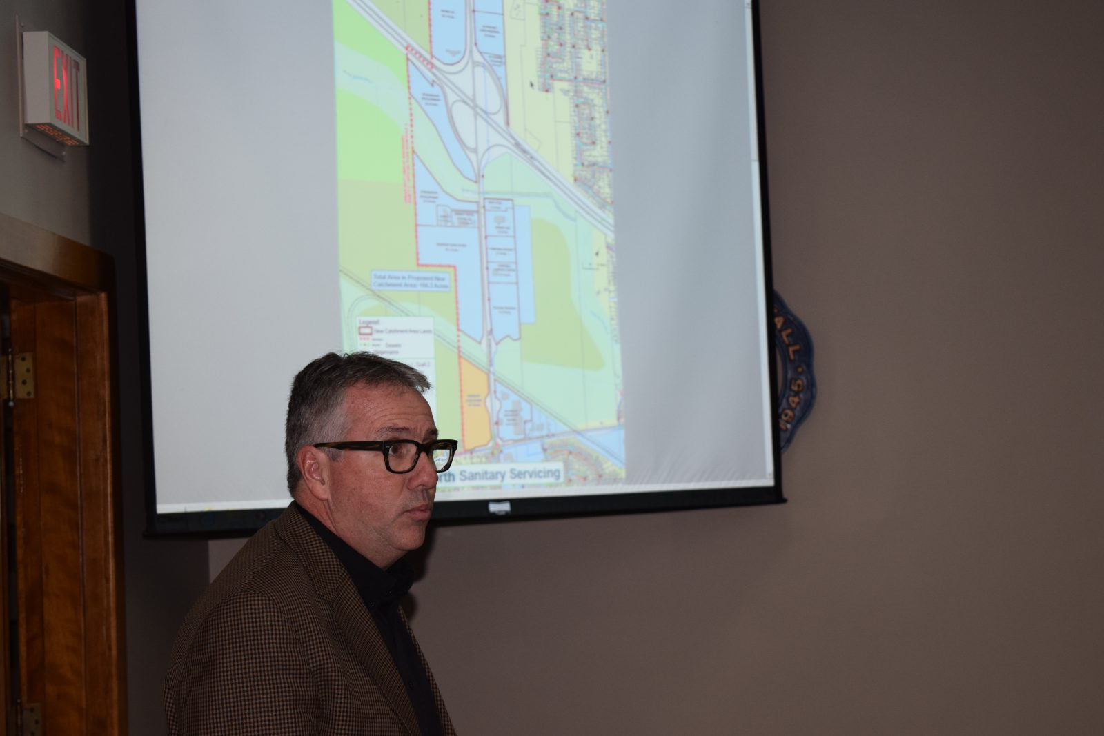 Sewer extension for North end of Brookdale considered