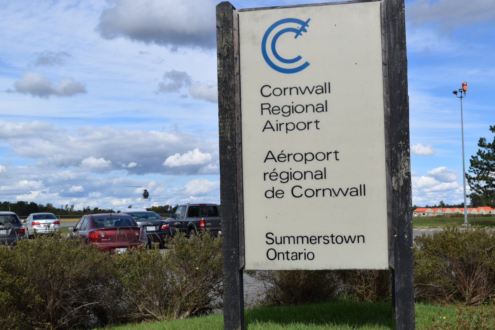 Cornwall administration recommends pulling out of airport agreement