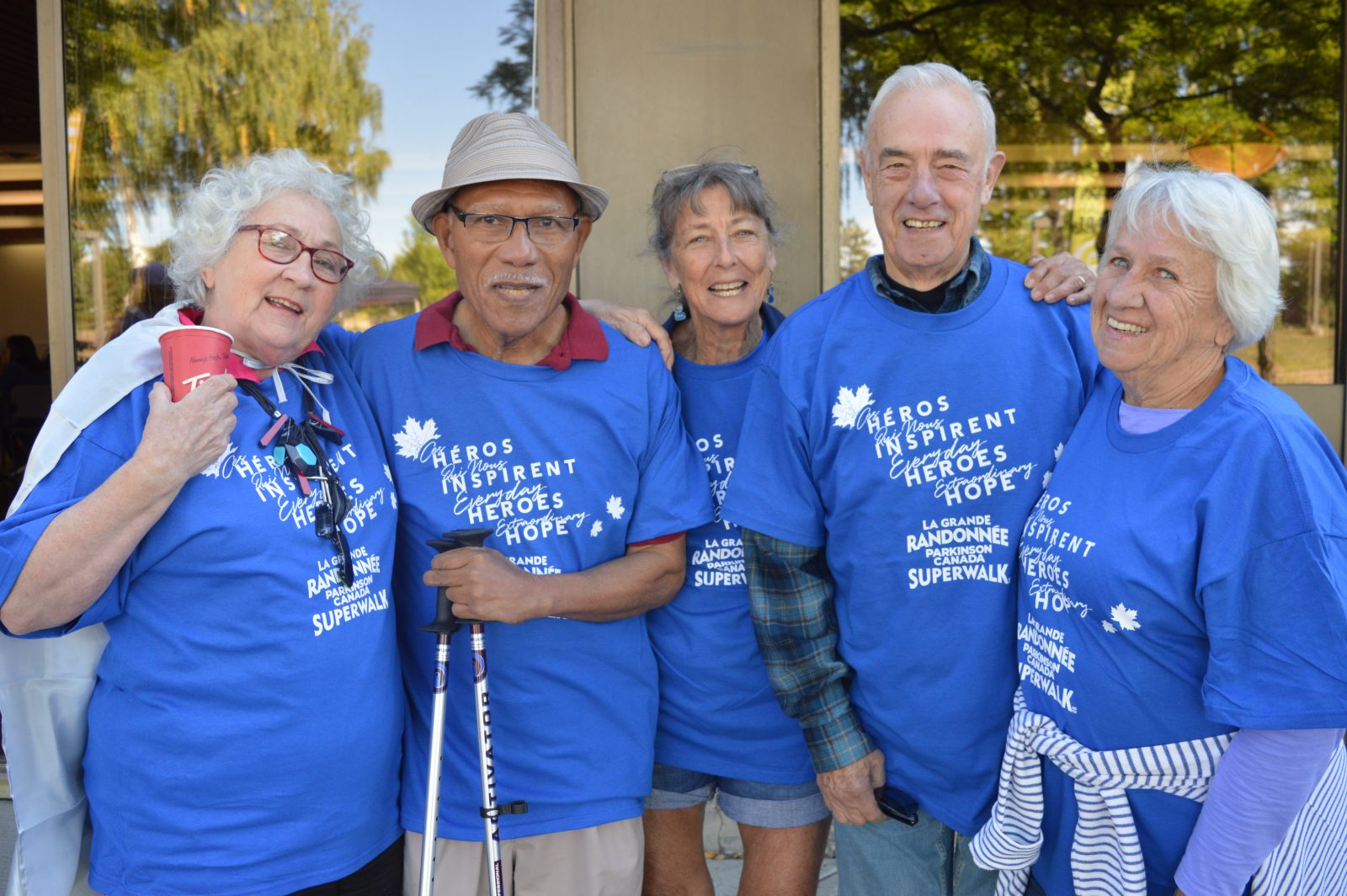WEEKEND EVENT: Parkinson Superwalk expecting 200 participants