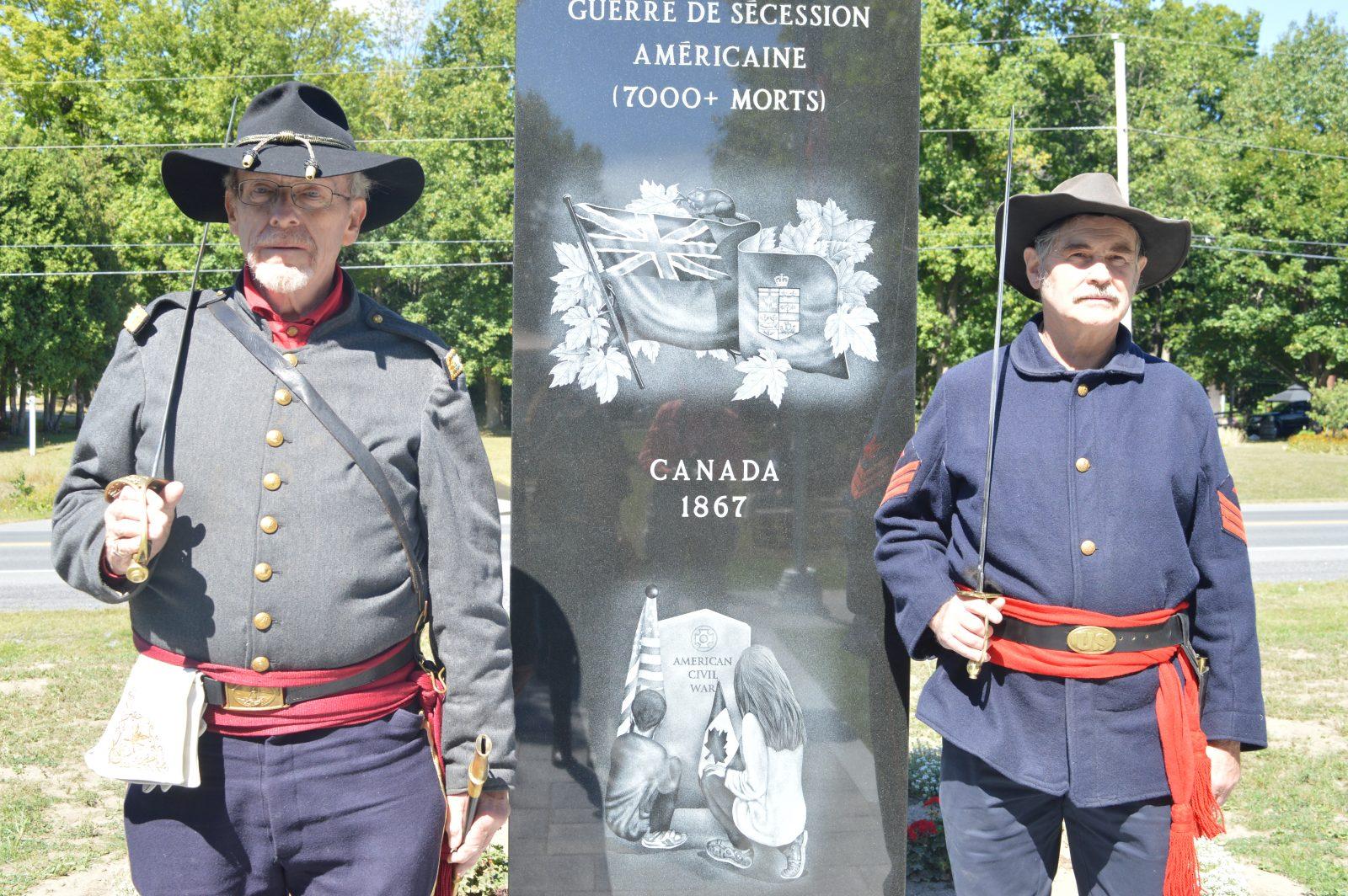 Civil War Days showcased at Lost Villages