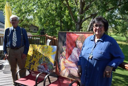 Decorated painter to host local watercolour workshop