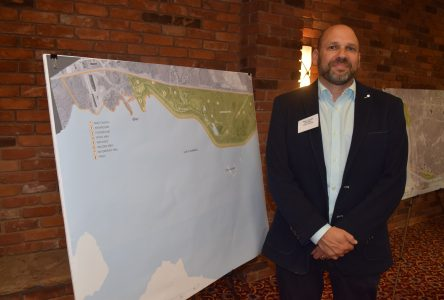 Citizens weigh in on new waterfront plan