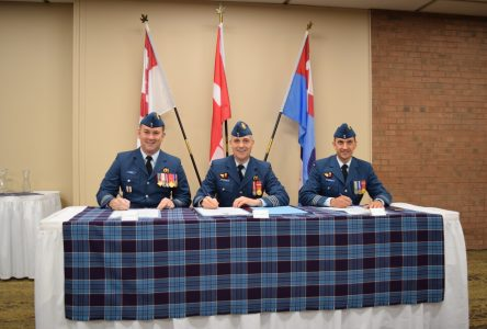 New CFSACO Commandant