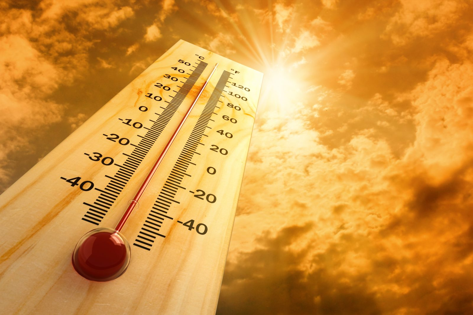 Heat warning for Cornwall and SD&G, Aug. 9