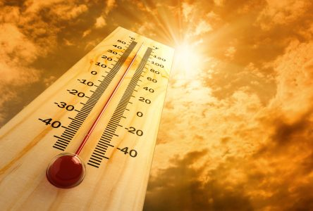 Heat Warning issued for the region 2019-07-18