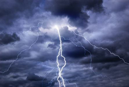 Thunderstorm watch for Cornwall area