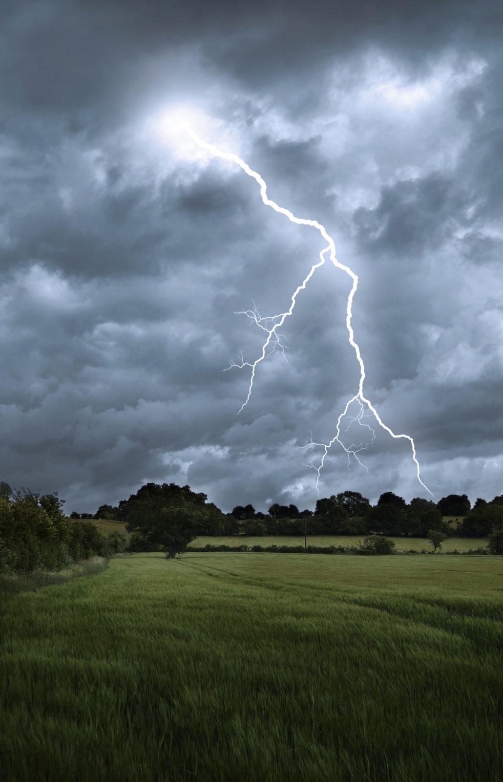 Severe thunderstorm warning in effect for region