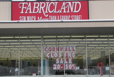 High taxes force out Fabricland