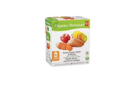 Baby food recall expanded