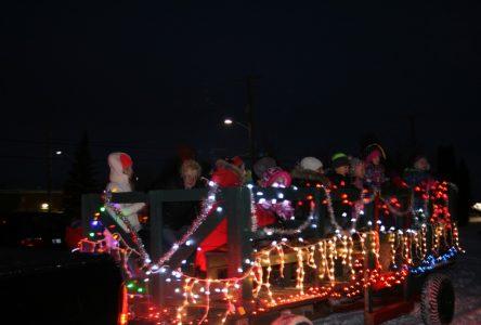Long Sault Christmas Wagon ride supports rural schools