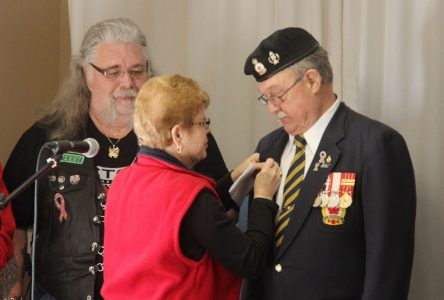 Honouring decades of service with a Red Ribbon