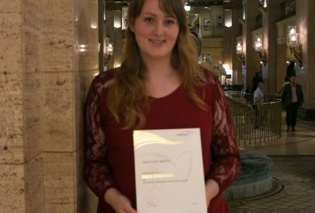 Former Local Awarded Gold by Prince Harry