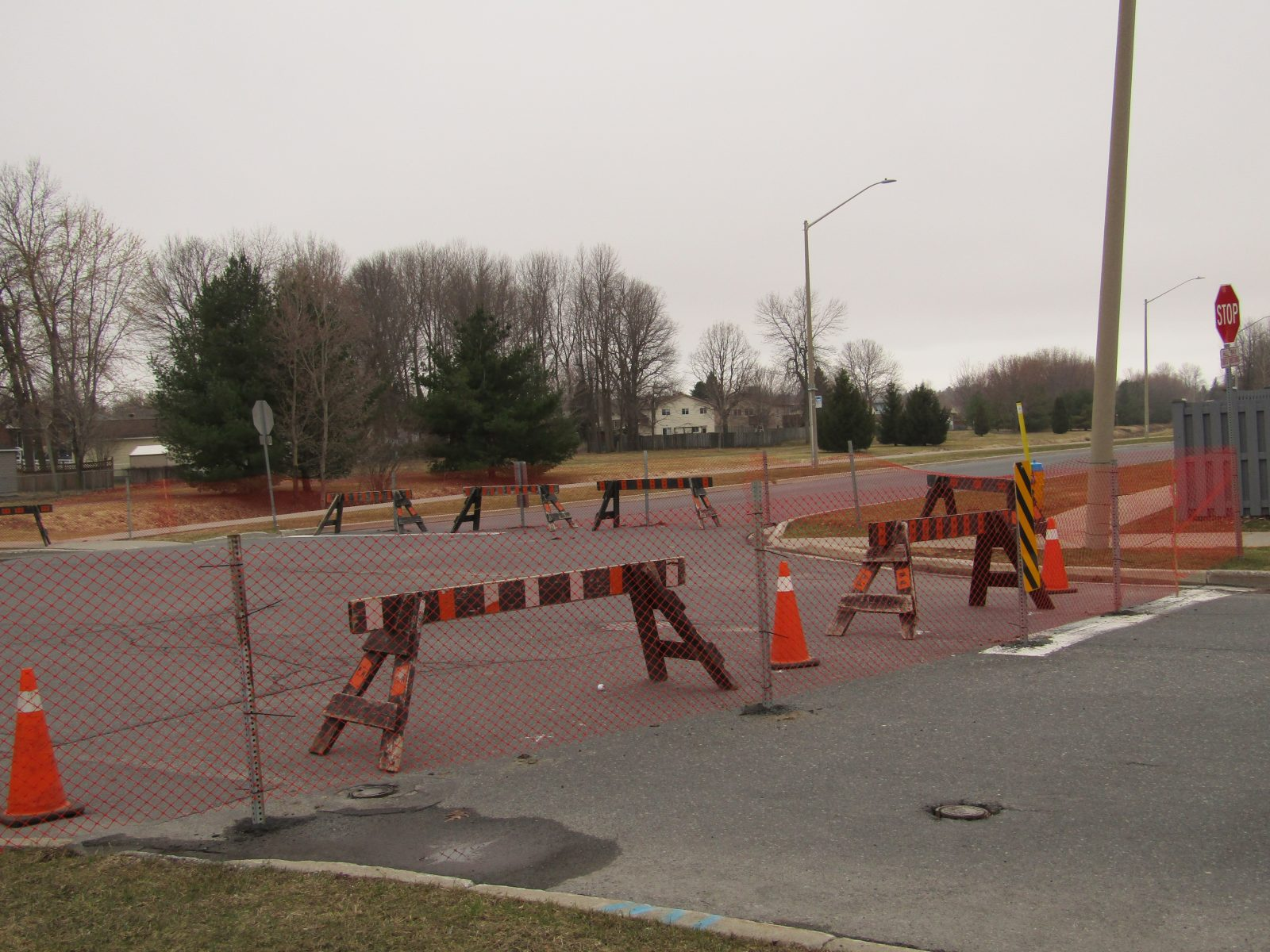 City releases update on closure at Cumberland and Emma