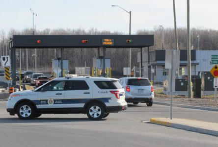 New domestic travel lane coming to Cornwall Port of Entry