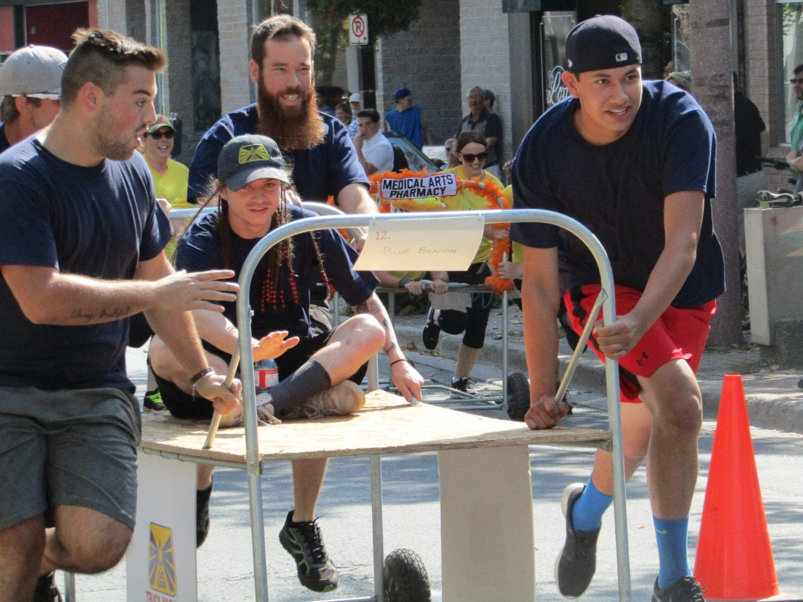 Volunteers needed for Lions Club Bed Races