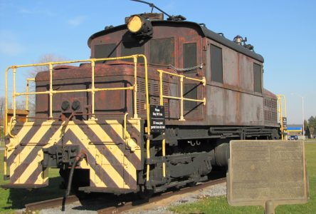 LETTER TO THE EDITOR: Objection to repeal of Locomotive #17's heritage status