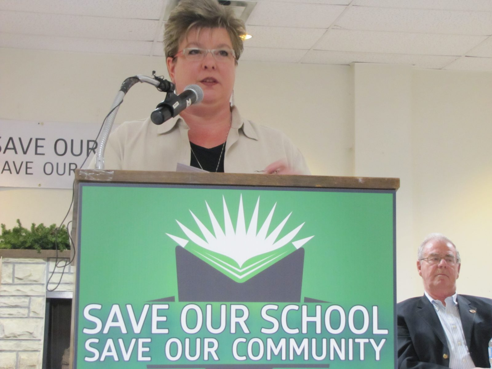 The North Glengarry plan to save Maxville P.S.