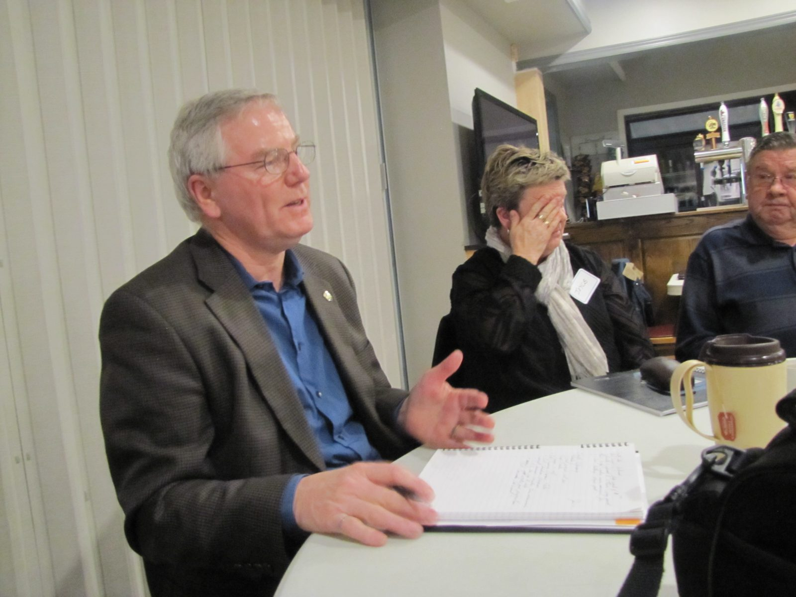 MPP hears budget concerns in SD&G