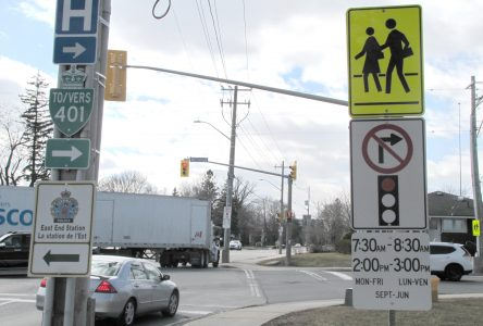 New signs keep students safe
