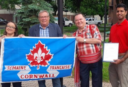 City of Cornwall proclaims June 18-24 as La Semaine française