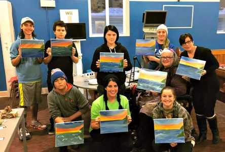 Boys and Girls Club raise the Grade with art