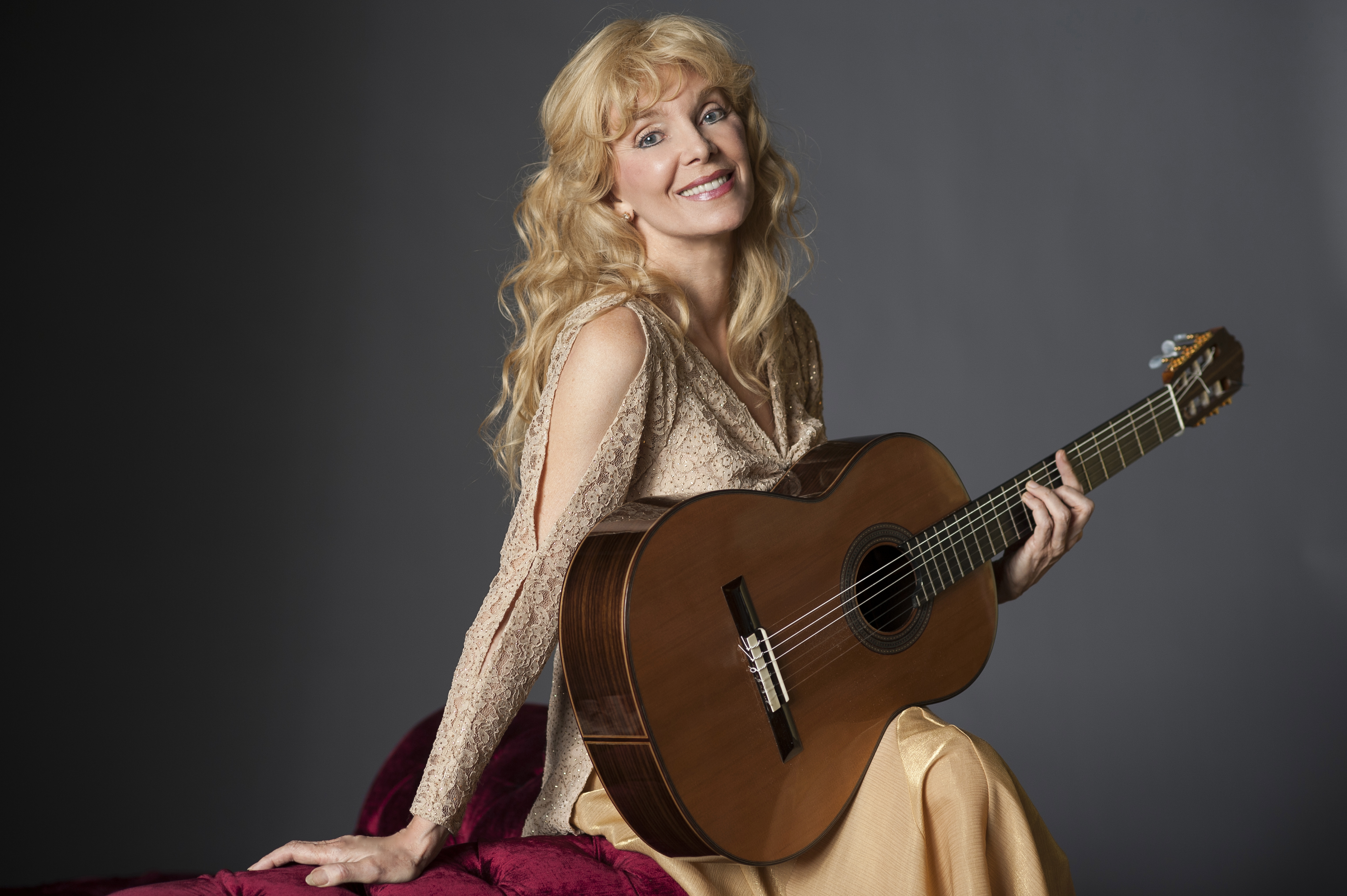 First Lady of Classical Guitar coming to Cornwall