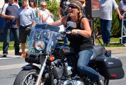 Revving up in support of animals