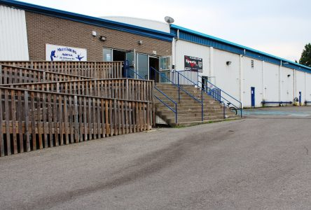 Financial support for an upgrade at Morrisburg Arena