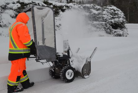 Winter sidewalk maintenance set to increase in South Stormont